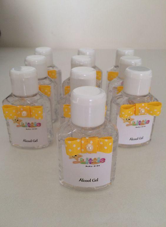 Álcool gel personalizado!  Cheirinho de bebê na loja Little Baby Kids ⭐️⭐️⭐️