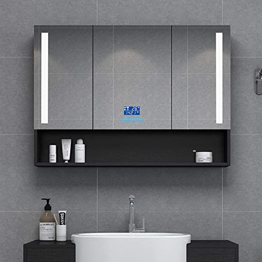 20 Mirrored Bathroom Wall Cabinets Magzhouse