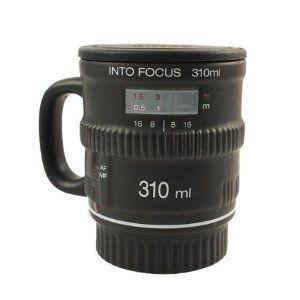 Kamera Objektiv Tasse