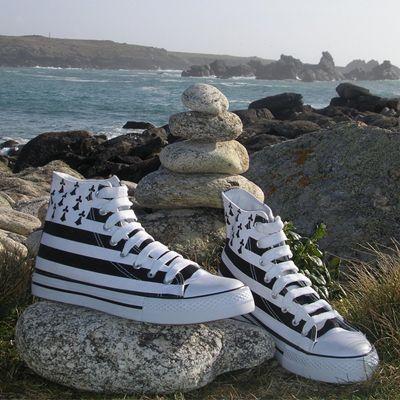 Tirage au sort. Trois paires de chaussures Bootoo Gwenn ha Du à gagner !