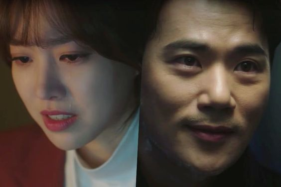 """Watch: """"The Item"""" Releases Exciting Character Teasers For Jin Se Yeon And Kim Kang Woo"""