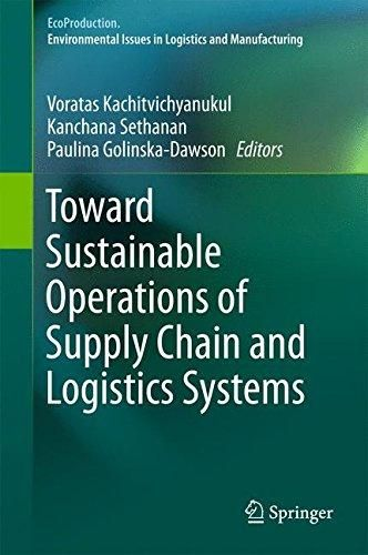 This book addresses critical issues in today's logistics operations and supply chain management, with a special focus on sustainability. In dedicated chapters the authors address aspects concerning logistics operations, forward and reverse supply chain integration. Available at St George College Library. #supplychain  #warehousing #transport #logistics #storage #sustainability #environment