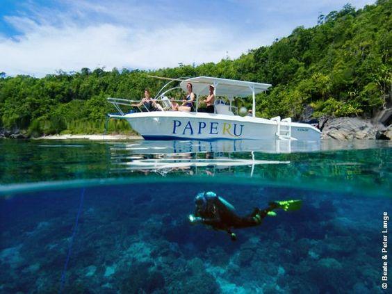 Cape Paperu Resort, Saparua, Mollucas