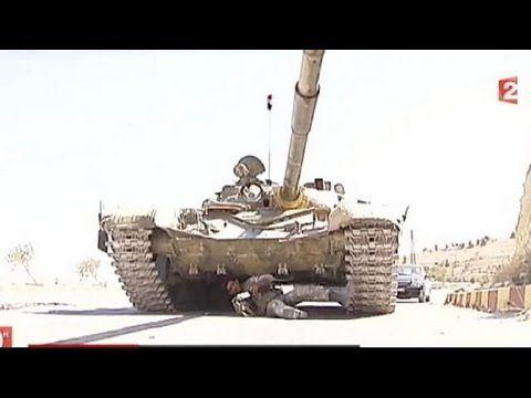 Síria: Violentos combates na aldeia de Maaloula