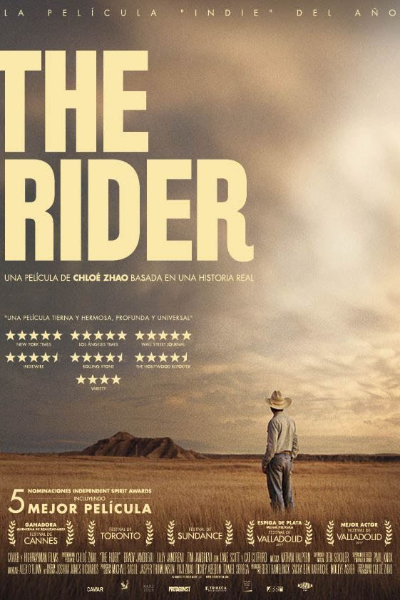 Ver The Rider Pelicula Completa Online Descargar The Rider Pelicula Completa En Español Latino The Rider Trailer Español The Movie Posters Film Full Movies