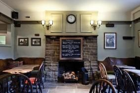 Pub: The Lister Arms at Malham