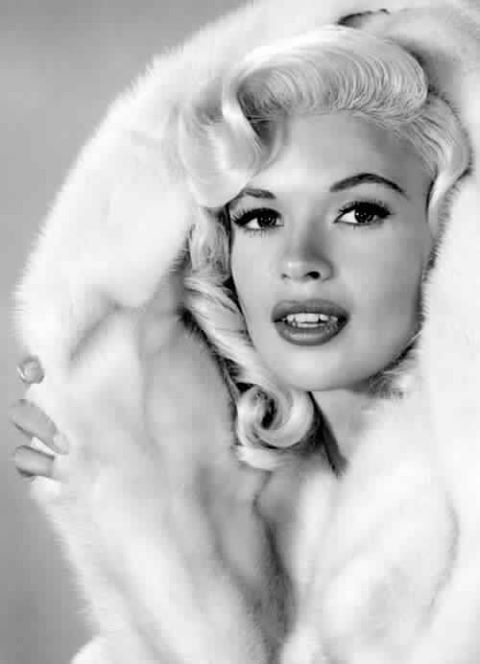 Jayne mansfield playboy and marilyn monroe on pinterest for How old was jayne mansfield when she died