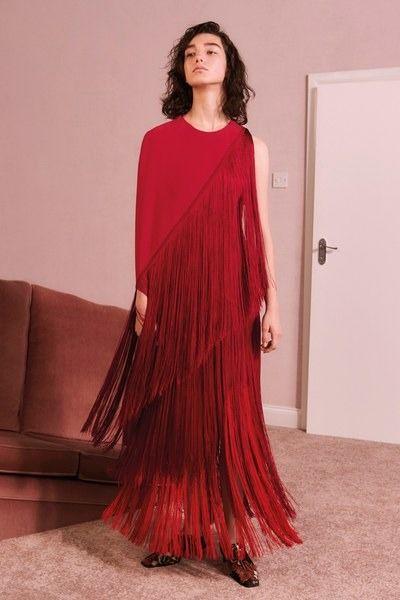Fringed Fashion: Stella McCartney