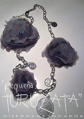 .....: The Tela, Complements, Necklaces