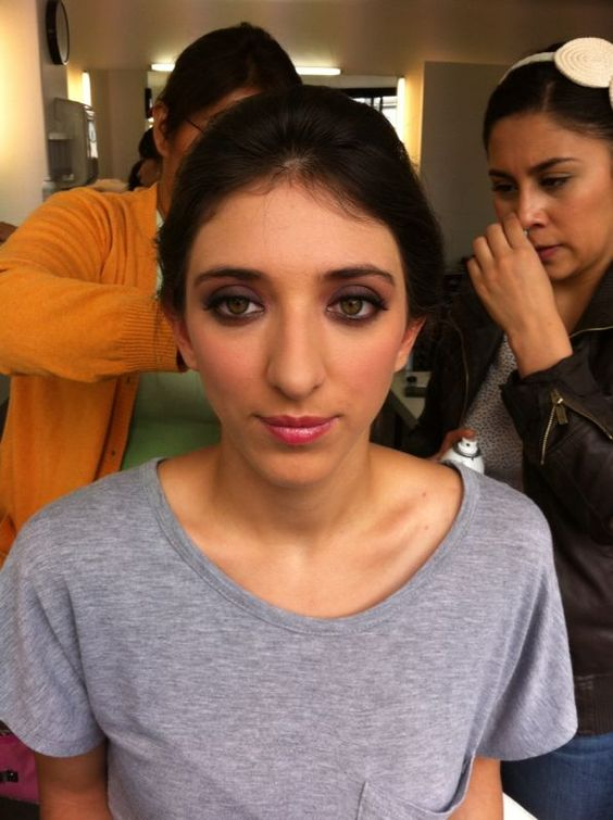 Sesión Maquillaje de Novia