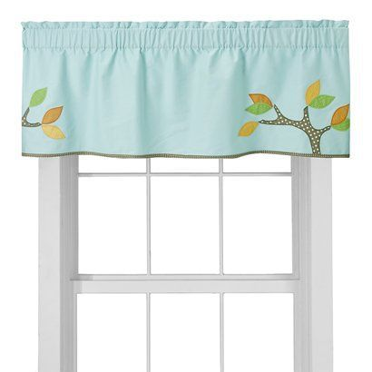 $19 MiGi Little Tree Valance.Opens in a new window