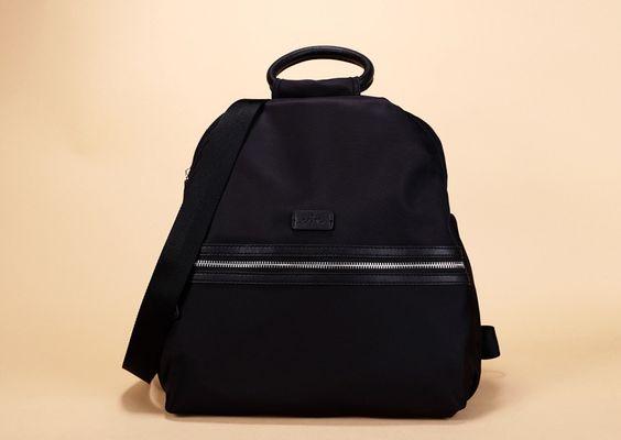 Новинка 2016 года, водонепроницаемая сумка из нейлона, модный женский рюкзак, кожаная сумка для путешествий, женская сумка