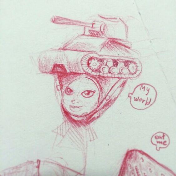 Not war, design, sketch, idea, pimmpa