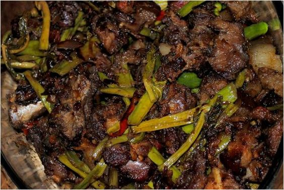 Smoked pork arunachal pradesh and pork dishes on pinterest for Arunachal pradesh cuisine