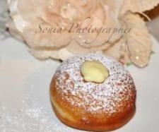 Ricetta KRAFEN senza uovo (come in pasticceria) pubblicata da soniaph - Questa ricetta è nella categoria Prodotti da forno dolci