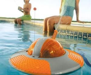 Swimways Remote-Controlled Water Cannon