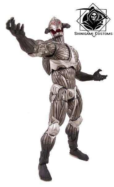 Ultron Prime Custom Action Figure