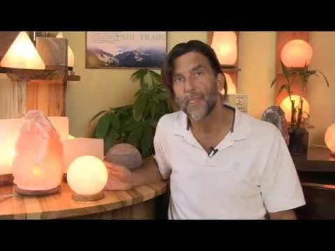 What are Fair Trade Himalayan Salt Lamps and health benefits of Salt Lamps - YouTube