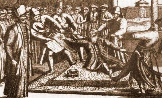 fratricidio en las leyes otomanas. 1258971ba7b1786582255140acf9be71