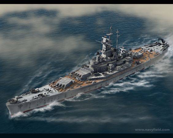 Battlecruiser | Navy-field-battlecruiser