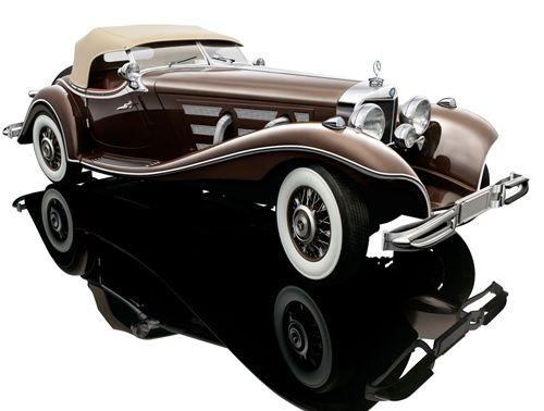 Heinrich Bauer Diecast Classic Cars Cars Trucks Die Cast