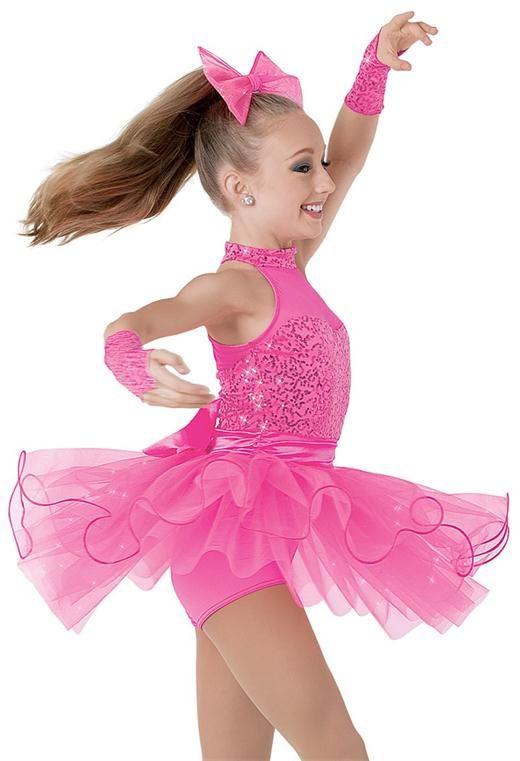 Children/'s Ballet Dress Leotard with Skirt Dance Costumes Tutu Outfit for Girls