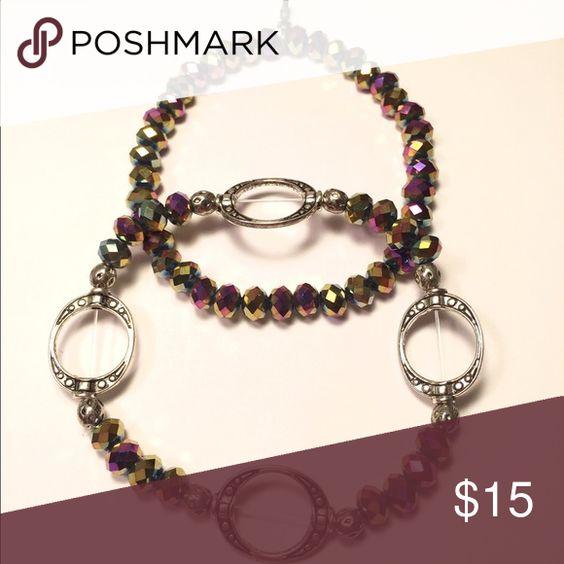 """Multi-Faceted Asset"" Pixie Bundle 2 bracelets in Pixie. One size fits all REPURPOSE bracelets Jewelry Bracelets"