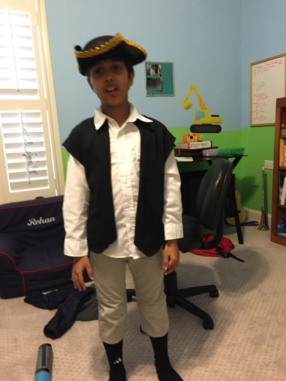 Paul Revere At Home And Costumes On Pinterest