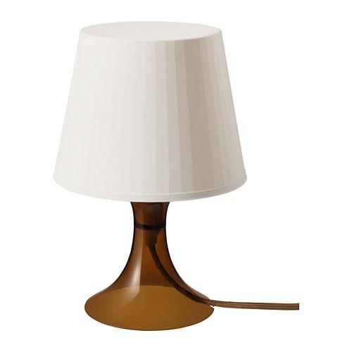 Lampan Table Lamp Brown 29 Cm Table Lamp Lamp Led Bulb