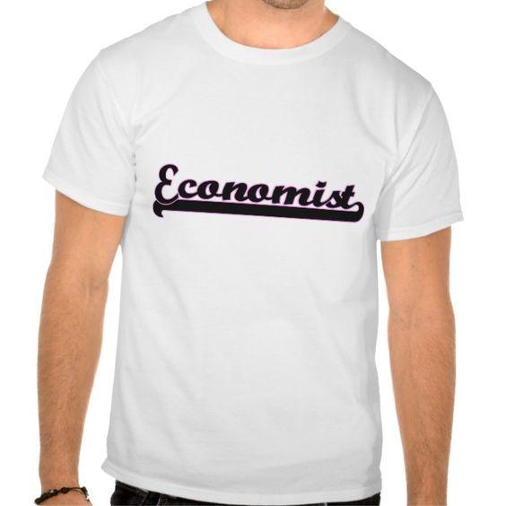 Economist Classic Job Design T Shirt, Hoodie Sweatshirt
