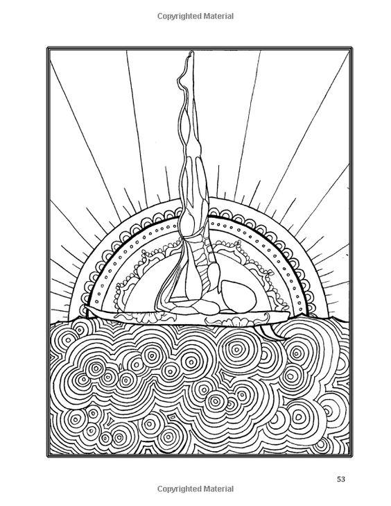 amazoncom yoga in color a yoga anatomy coloring exploration 9781530693757 katie lynch books k pinterest yoga anatomy - Yoga Anatomy Coloring Book
