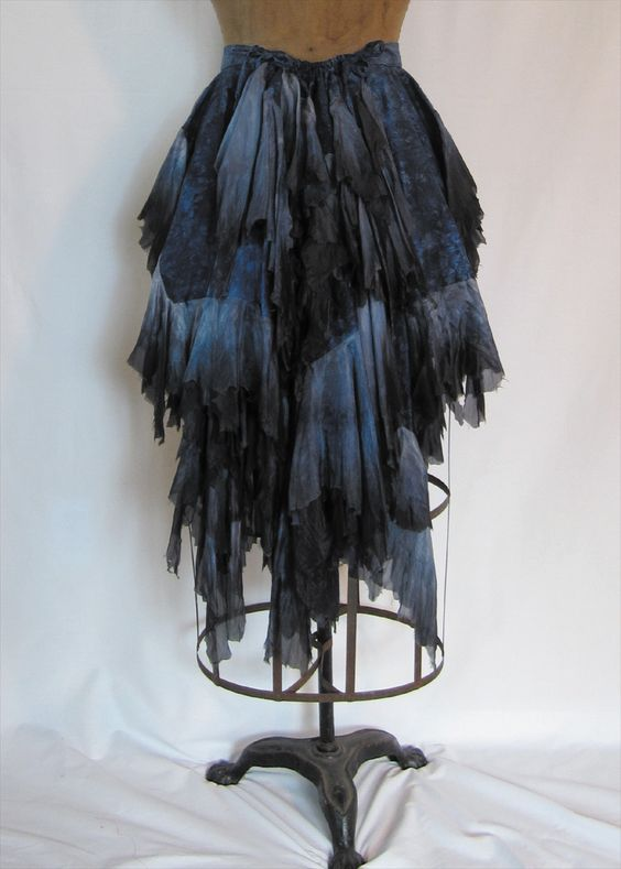 Bustle from Firebirdfae.com I bought a similar one her at the S.F. Edwardian…