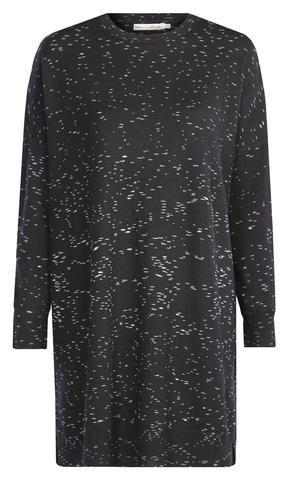 Komodo Ginie Dress Black Komodo Ginie Jurk Zwart   Supergoods Fair Fashion