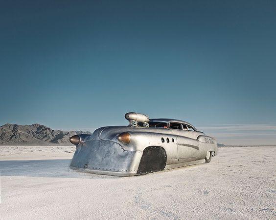 """Wie ein Charakter aus Pixars """"Cars"""" auf Droge sieht dieser Wagen aus...."""