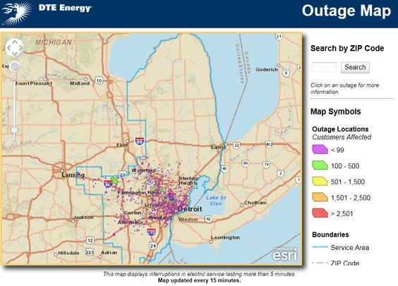 Cps Energy Power Outage Map Ace Energy