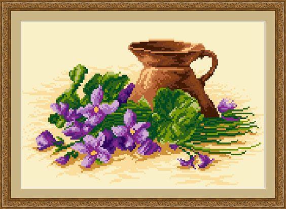 Gallery.ru / Foto # 10 - fiolki (violeta de) - Sabka