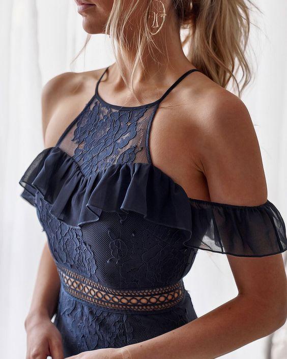 Trendy Lace Dresses