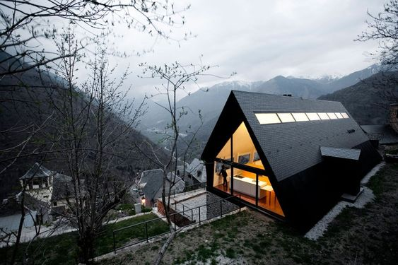 House in the Pyrenees by Cadaval & Solà-Morales (14)