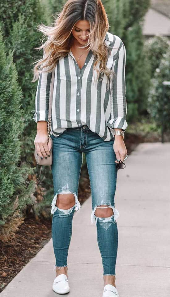 26 Casual Women Spring Outfits To Copy For 2020 In 2020 Spring