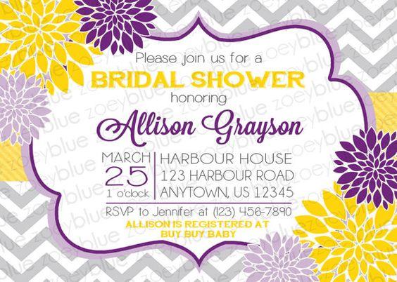 Yellow Wedding Invitation for adorable invitation template