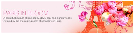 Love this scent so much Bath and Body Works - Paris in Bloom