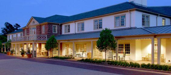 Williamsburg Lodge.