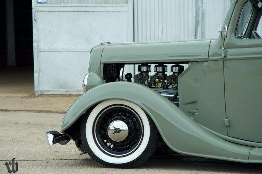 Feature Friday Jerry Cynthia Curry S 1936 Ford Pickup In 2020 Ford Pickup Ford Kustom Cars