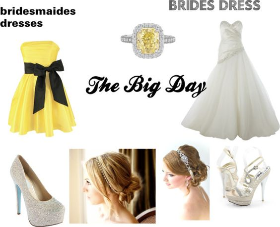 """""""wedding day"""" by bubbles104578 ❤ liked on Polyvore"""