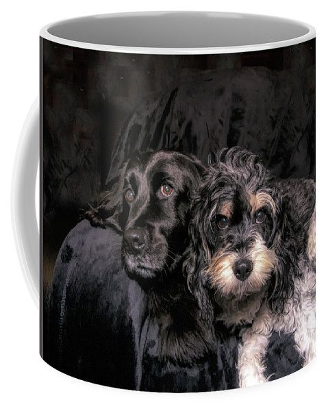 Pampered Pets Coffee Mug For Sale By Amy Dundon In 2020 Pamper Pets Mugs For Sale America Decor