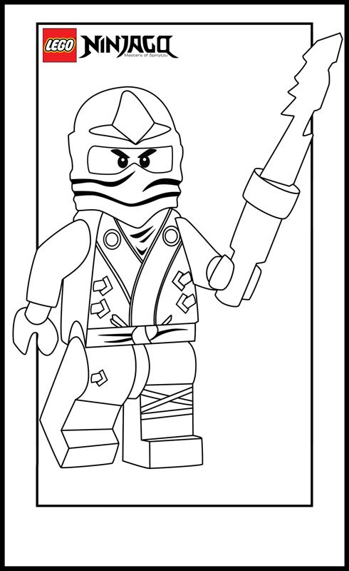 Lego Ninja Go Coloring Pages 19 Coloring Pages Pinterest - best of lego ninjago coloring pages ninja