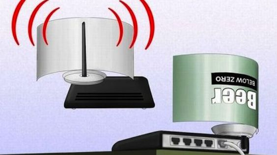 easy and cheap way to improve your wifi signal