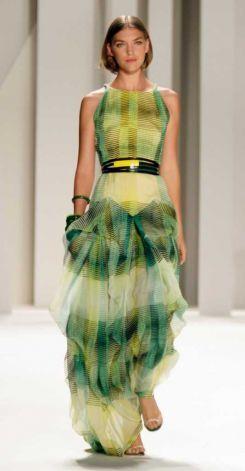Lux Millionaire: Carolina Herrera Spring 2012 Collection