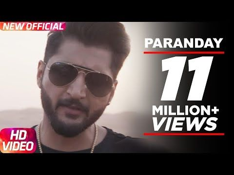 Paranday Full Video Bilal Saeed Latest Punjabi Song 2016 Speed Records Envy Presents Youtube In 2021 Songs Bollywood Songs View Video