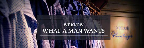 WELCOME | Orian Shirts - Camicie uomo